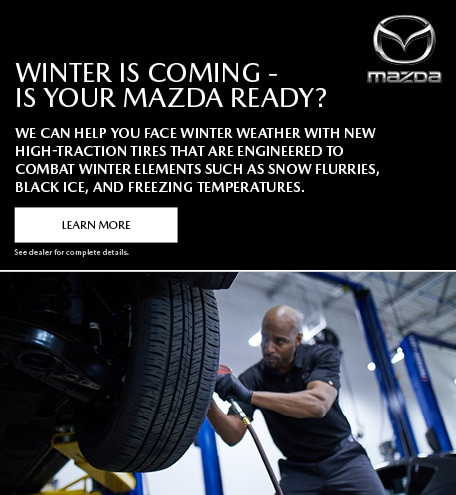Is Your Mazda Ready for Winter?