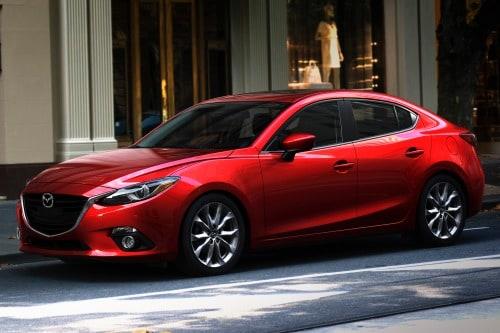 Woodside New Mazda3