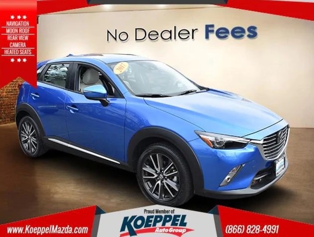 Mazda Preowned CX-3 at Koeppel Mazda