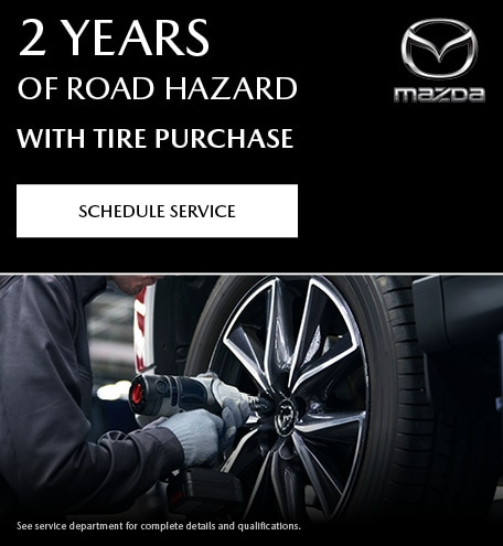 2 Years of Road Hazard with Tire Purchase