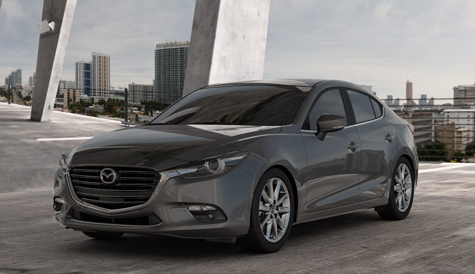 2018 Mazda3 for College Students