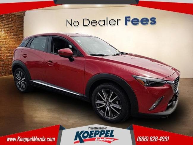 2016 Mazda Mazda CX-3 Grand Touring SUBN
