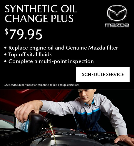 Synthetic Oil Change Plus