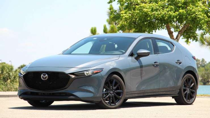 Mazda3 Hatchback AWD