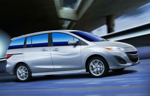 Marvelous NY 2014 Mazda
