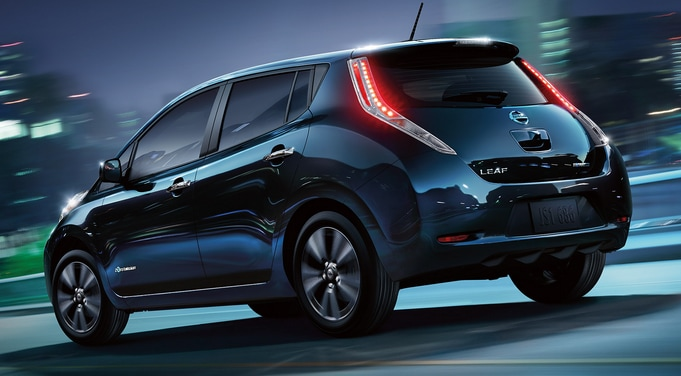 Jackson Heights 2015 Nissan Leaf