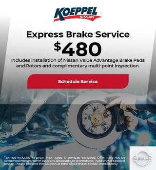Express Brake Service