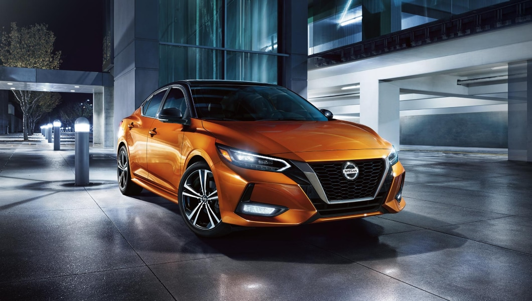 2020 Nissan Sentra in Queens