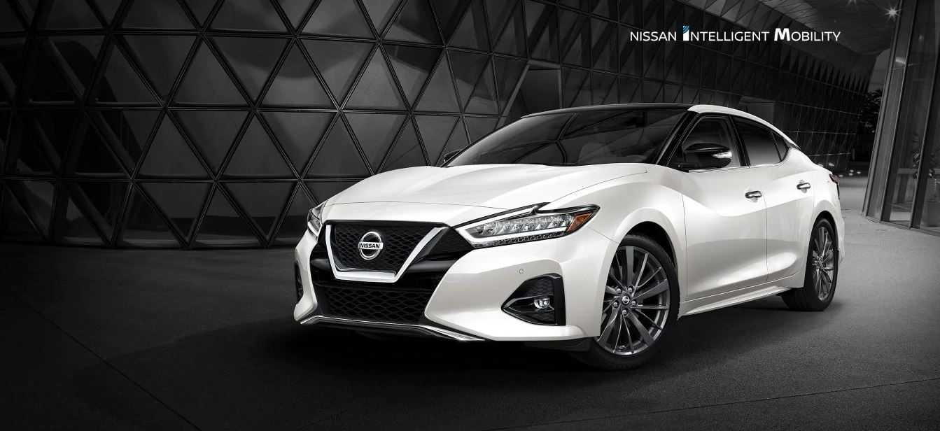 Nissan Intelligent Mobility in Nissan Maxima