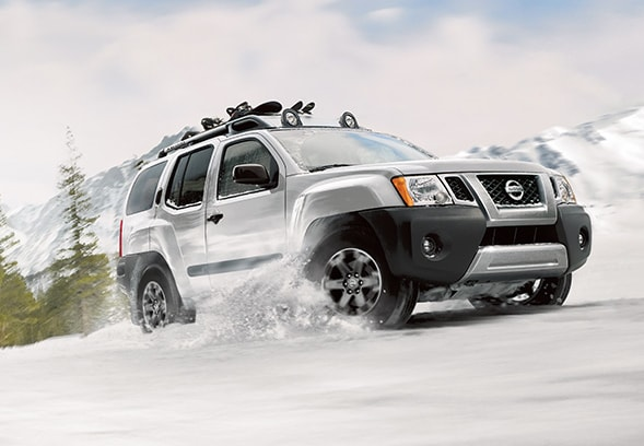 New York 2015 Nissan Xterra