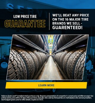 Low Tire Price Guarantee