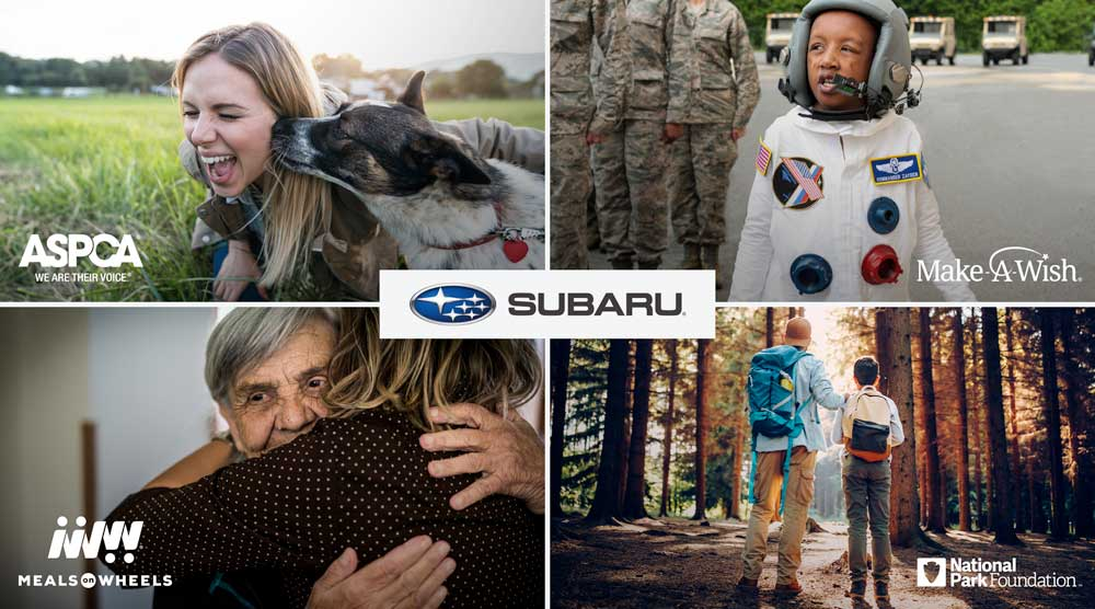 Koeppel Subaru Share the Love Event