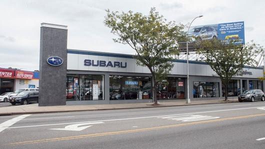 New York Subaru Dealer | NY New and Used Cars | Manhattan