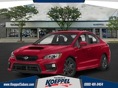 New 2019 Subaru WRX Sedan JF1VA1A63K9809167 for sale in Long Island City, NY