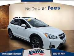 Certified Pre-Owned 2017 Subaru Crosstrek 2.0i Premium SEDAN JF2GPABC8HH246817 for sale in Long Island City, NY