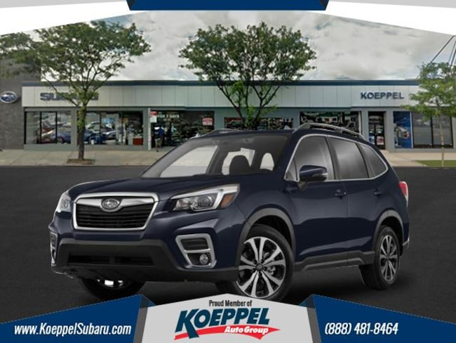 New 2019 Subaru Forester For Sale Lease Long Island City Ny Vin