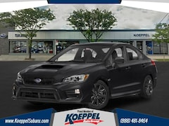 New 2019 Subaru WRX Sedan JF1VA1A62K9817387 for sale in Long Island City, NY