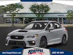 New 2019 Subaru WRX Sedan JF1VA1A65K9802124 for sale in Long Island City, NY