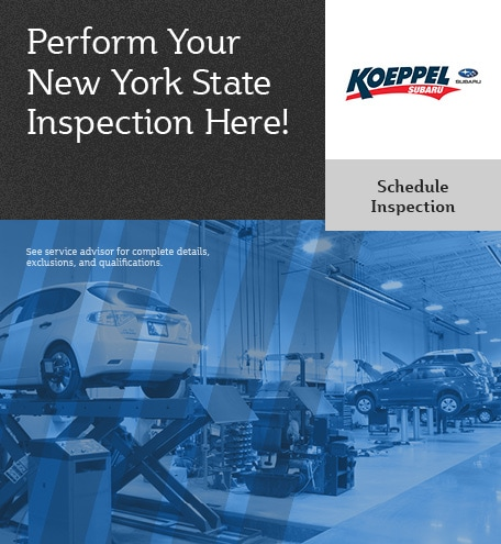 NY State Inspection
