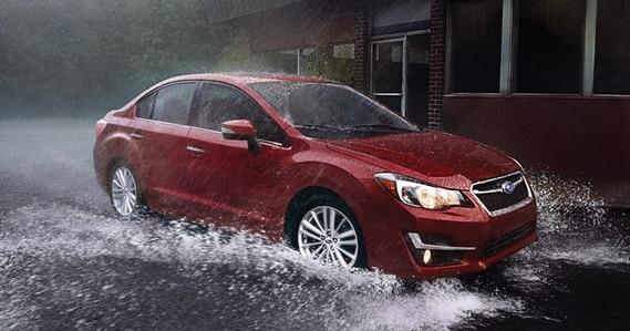 New York Subaru Impreza