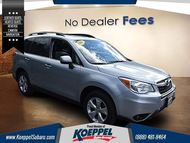 2016 Subaru Forester 2.5i Limited SUBN JF2SJAKC6GH432060