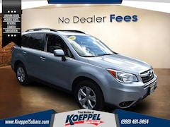 Used 2016 Subaru Forester 2.5i Limited SUBN JF2SJAKC6GH432060 for sale in Long Island City, NY