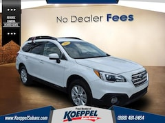 Used 2017 Subaru Outback 2.5i Premium CERTIFIED 4S4BSACC4H3405654 for sale in Long Island City, NY