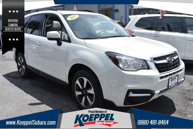 2017 Subaru Forester 2.5i Premium w/All-Weather Pkg+Starlink SUBN JF2SJAEC5HH407504