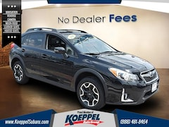 Certified Pre-Owned 2016 Subaru Crosstrek 2.0i Limited w/ Moonroof+Nav+Keyless Access UT JF2GPALC1G8281003 for sale in Long Island City, NY