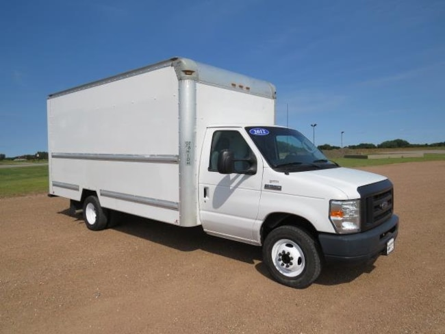 2012 Ford E-350 Base Cab/Chassis