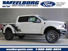 2018 Ford F-150 Rampage Truck