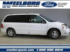 2006 Ford Freestar SEL Wagon