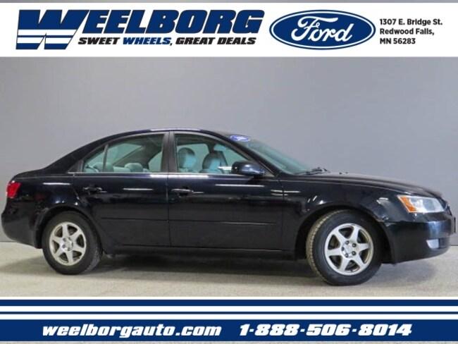 Used 2006 Hyundai Sonata For Sale At Weelborg Ford Inc