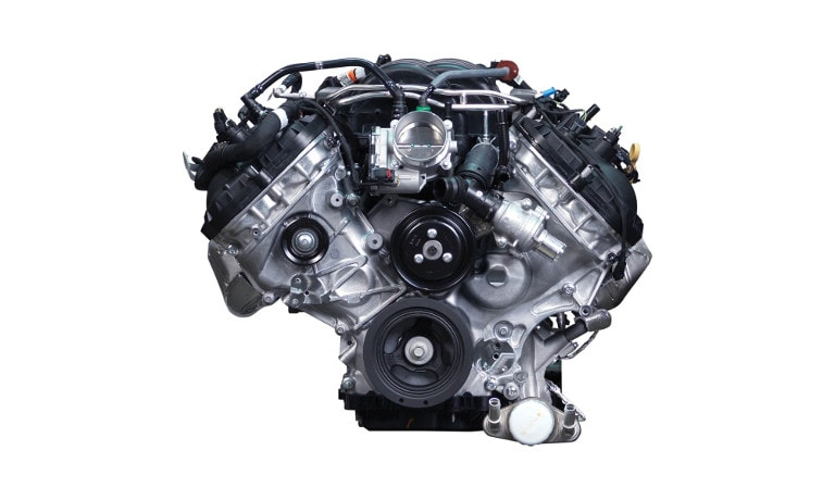 2020 Ford F-150 5.0L Ti-VCT V8 engine