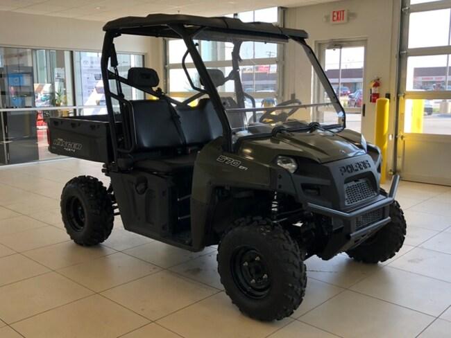 New 2018 Polaris Ranger For Sale at Kokomo Honda | VIN: 3NSRCA574JE362933