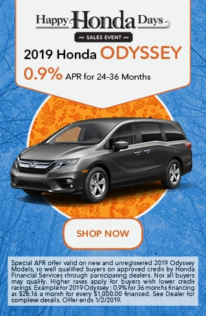 0.9% APR for 24-36 Months