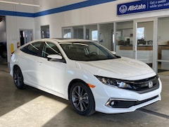 Civic 2021 Honda Civic EX Sedan 19XFC1F36ME002079 for sale in Kokomo IN