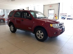 used 2008 Ford Escape XLT 3.0L SUV for sale in Kokomo