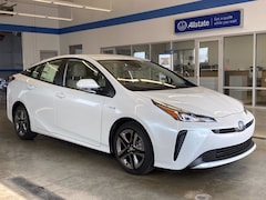 New 2021 Toyota Prius JTDKAMFU9M3127132 21T010 for sale in Kokomo, IN