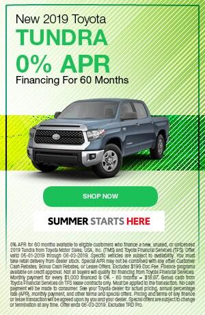 2019 Toyota Tundra - APR