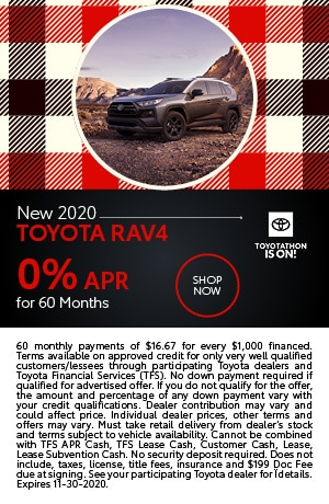 2020 Toyota Rav4 | APR