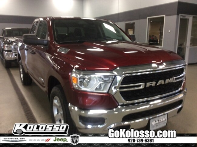 New 2019 Ram 1500 TRADESMAN QUAD CAB 4X4 6'4 BOX Quad Cab For Sale/Lease Appleton, WI