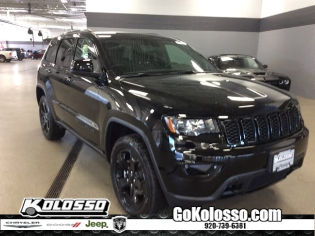 New 2019 Jeep Grand Cherokee UPLAND 4X4 Sport Utility For Sale/Lease Appleton, WI
