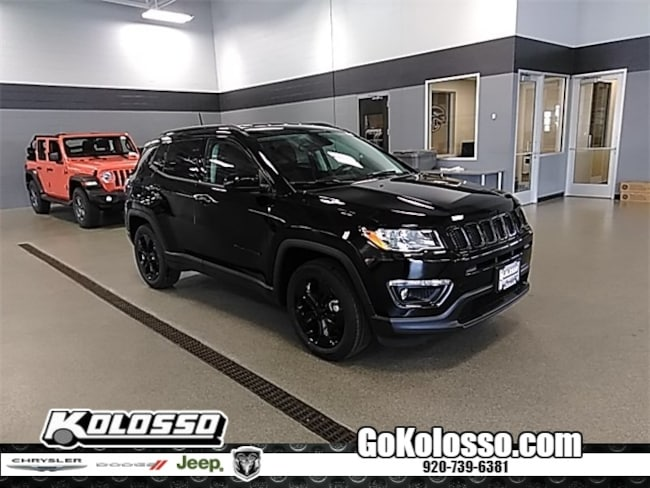 New 2018 Jeep Compass ALTITUDE FWD Sport Utility For Sale/Lease Appleton, WI