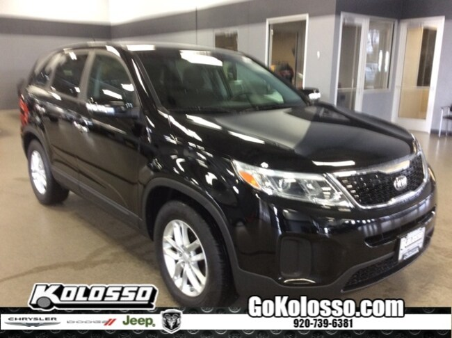 Used 2015 Kia Sorento LX SUV For Sale Appleton WI