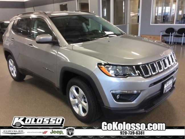 New 2018 Jeep Compass LATITUDE FWD Sport Utility For Sale/Lease Appleton, WI