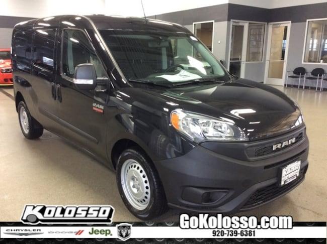 New 2019 Ram ProMaster City TRADESMAN CARGO VAN Cargo Van For Sale/Lease Appleton, WI