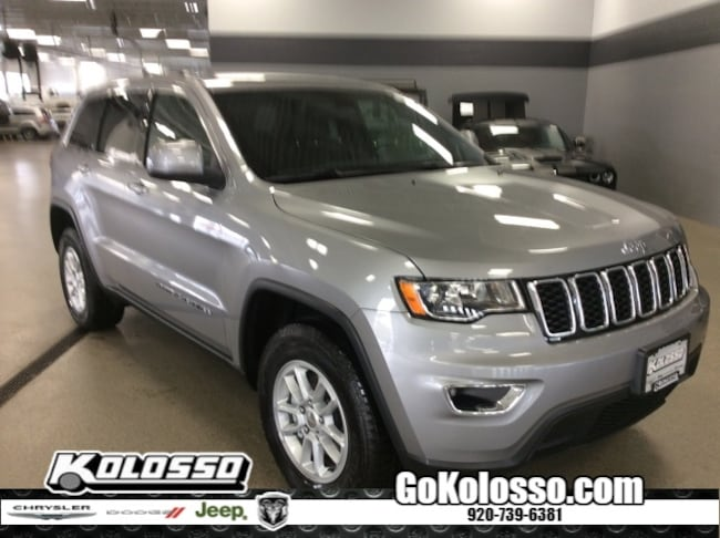 New 2019 Jeep Grand Cherokee LAREDO 4X4 Sport Utility For Sale/Lease Appleton, WI