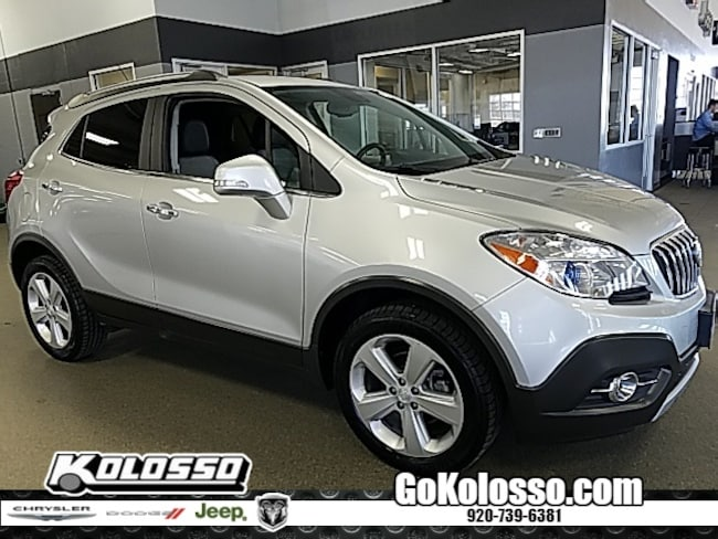 Used 2015 Buick Encore Convenience SUV For Sale Appleton WI