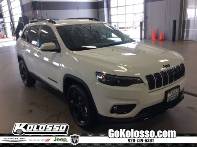 New 2019 Jeep Cherokee ALTITUDE 4X4 Sport Utility For Sale/Lease Appleton, WI